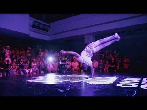 Red Bull BC One Cypher 2013 Oman