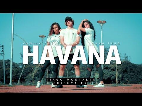 Camila Cabello  Havana ft Young Thug I Choreographer Tiago Montalti