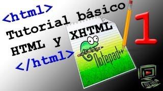 Notepad ++ Curso html y css