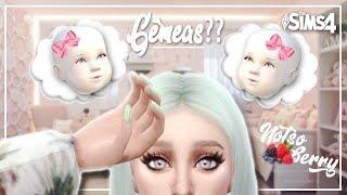 The Sims 4 | Not So Berry | NASCEEU/SÃO GÊMEAS?? Ep:19