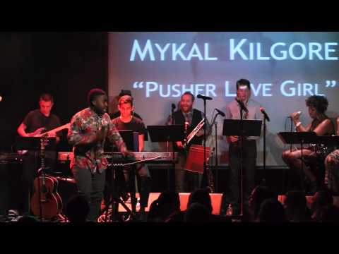 Mykal Kilgore Pusher Love Girl at Broadway Sings Justin Timberlake