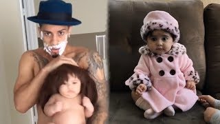 if you laugh you LOSE - AUSTIN MCBROOM and ELLE (THE ACE FAMILY)