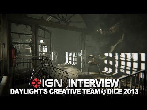 Daylight - Interview with with Gerritzen & Chobot - DICE 2013