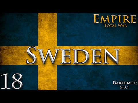 Empire Total War: Darthmod - Sweden Campaign #18 ~ Scouting India!