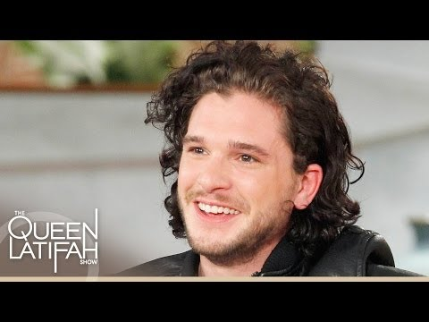Kit Harington Talks