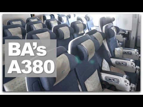 British Airways A380 | Economy & Premium Economy Reviewed