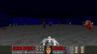 Doom II Playthrough: MAP31 (Wolfenstein) [Secret Level]