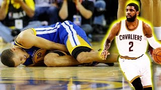 Kyrie Irving Breaks Stephen Curry Ankles! Kyrie Irving Drops Stephen Curry!