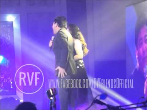 Regine Velasquez & Martin Nievera - Broadway Medley [The Luminaries 2014]