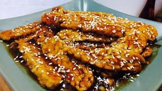 Teriyaki Tempeh | Shockingly Tastier, Healthier & Better Than Meat.