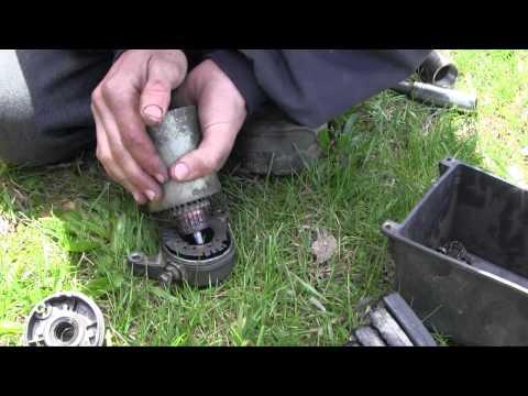 ATV Starter Problem Diagnosis Yamaha Warrior