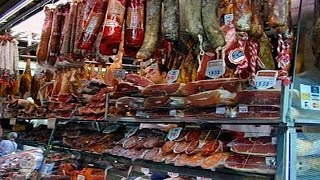 تناول اللحوم المصنعة يصيب بأمراض القلب والسرطان   (HD)