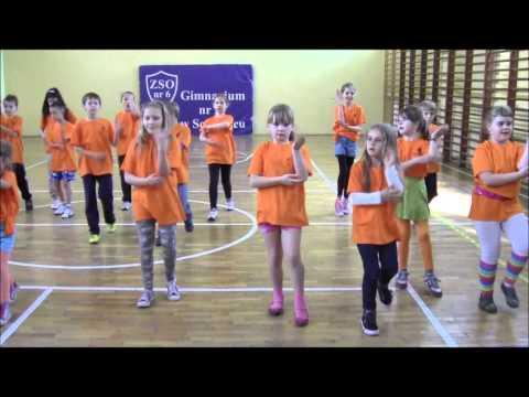 VIII FESTYN RODZINNY 2014   Występ Grup Nauki Tańca