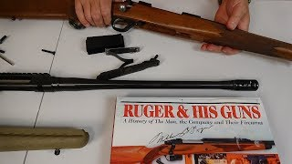 RUGER Model 77 Hawkeye and RUGER American