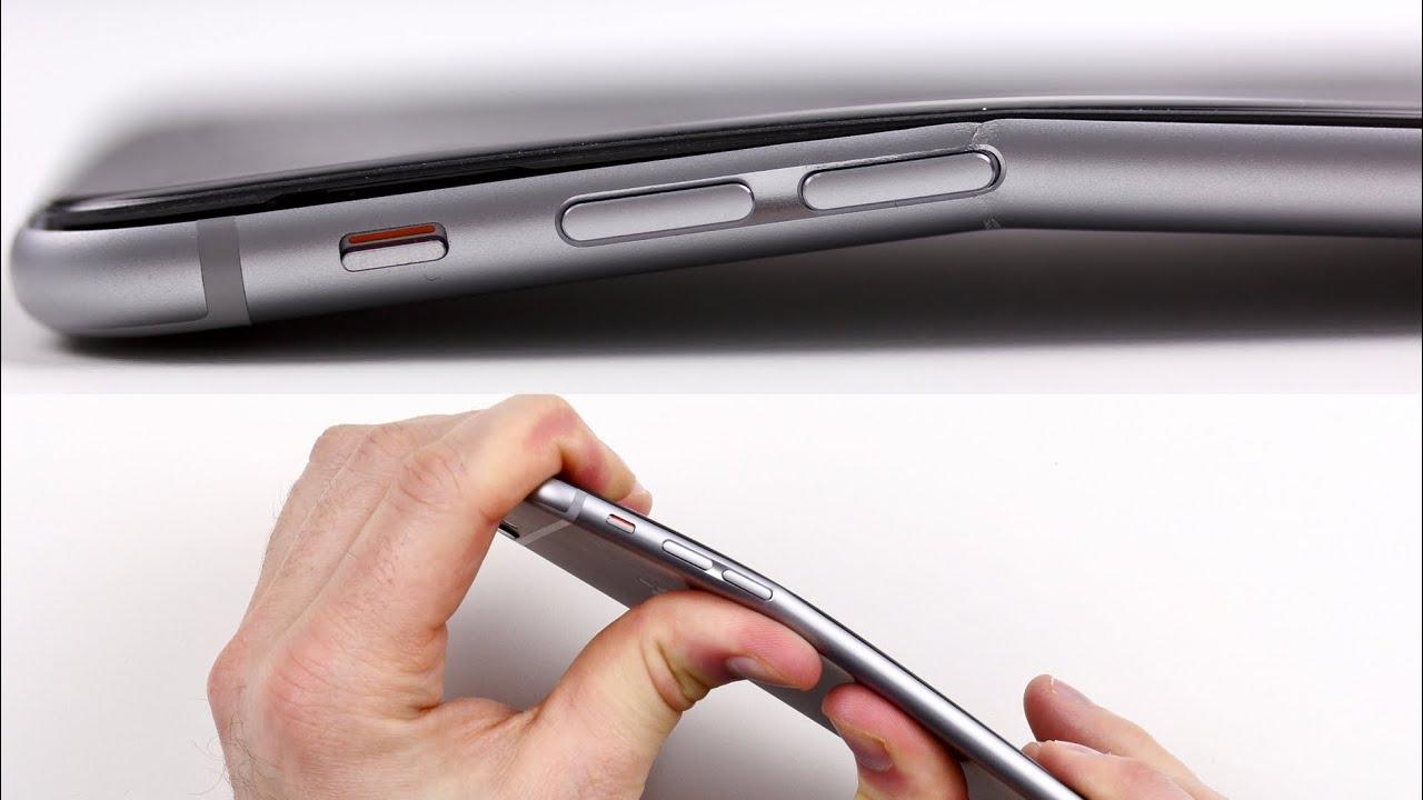 iPhone 6 Plus – ne le mettez pas dans vos poches de jean !