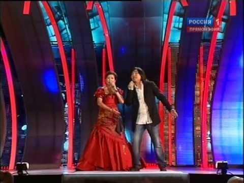 Роза и Батырхан - Моя звезда (Новая Волна 2011)