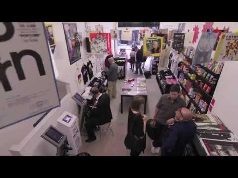 The Clash - Black Market Clash - Pop Up Store & Exhibition