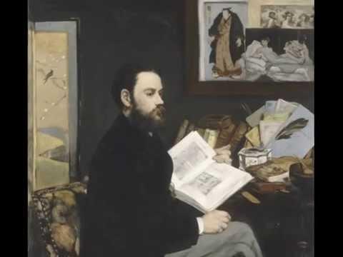 Manet, Émile Zola, 1868