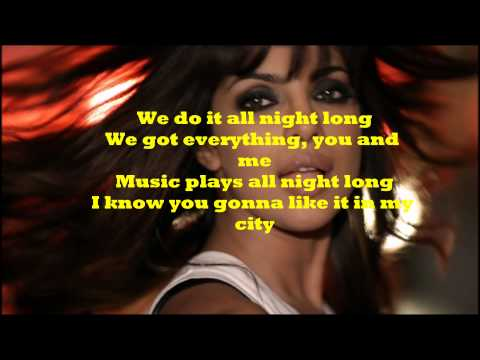 Priyanka Chopra Feat. Will.i.am - In My City Lyrics video