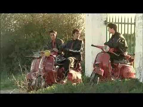 adidas Vespa - Road to Lisbon