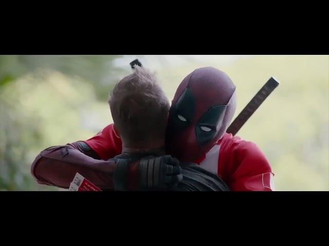 DEADPOOL 2  Deadpool s'excuse auprès de DAVID BECKHAM Bande Annonce  © 2018 Fox thumbnail