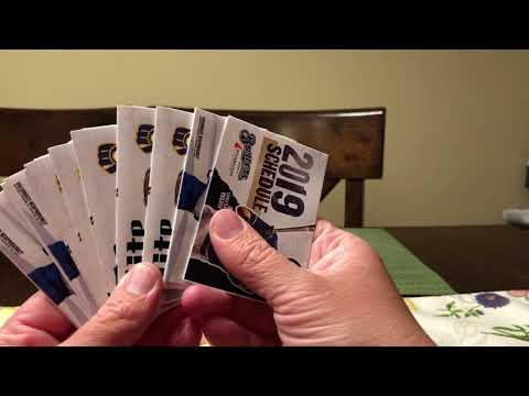 4/2/19 - 1 TTM and 2 Fan Packs