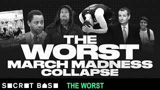 The Worst March Madness Collapse | University of Northern Iowa vs Texas A&M 2016