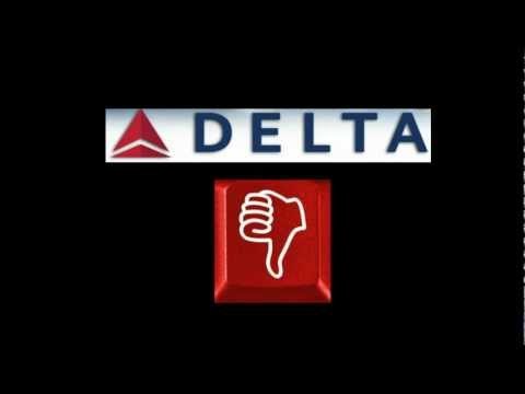 How Delta Air Lines screwed us over!!!