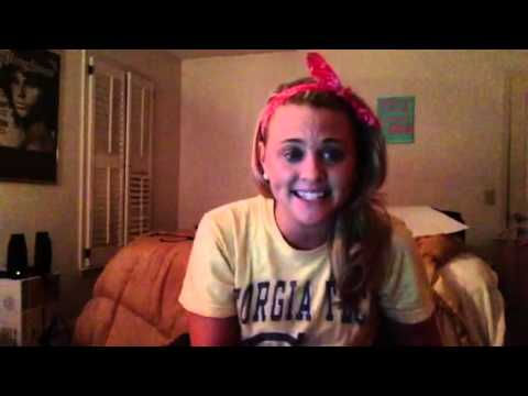 That's My Kind Of Night By Luke Bryan (cover By Kelsey Baker) video