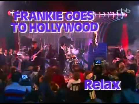 Frankie Goes To Hollywood   Relax Live Musikladen 1984