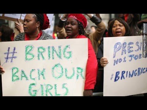 Nigeria's Schoolgirls Still Missing As Headlines Fade