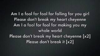 Watch Greyson Chance Cheyenne video