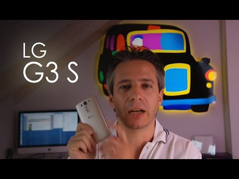 LG G3 s la recensione di HDblogit