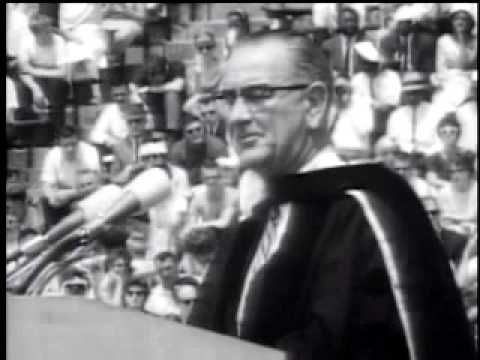 Lyndon B  Johnson - The Great Society