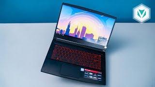 MSI GF63: Laptop Gaming Viền mỏng giá Rẻ Nhất!