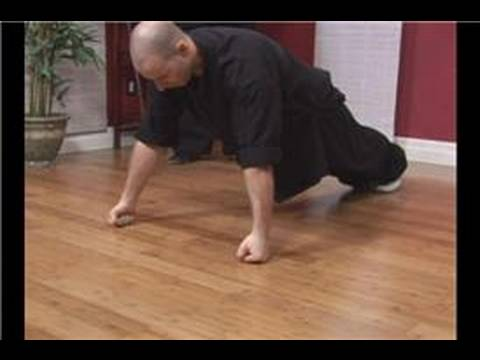 Kung Fu Conditioning : Kung Fu Knuckle Push Up