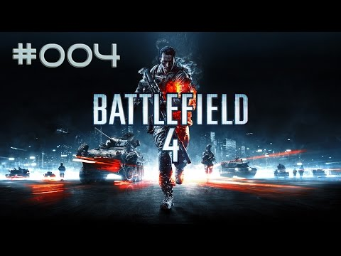 Let's Play Battlefield 4 [Deutsch] #004: [Eroberung] Shanghai Downtown