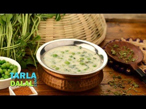 Methi Mutter Pasanda (Low Calorie) by Tarla Dalal