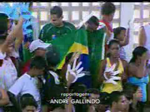 Ribeirão - Campeão 2009 da Copa Globo NE de Futsal 28Nov09