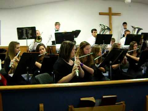 Swain County High School Concert Band 1-12-14 Part 4