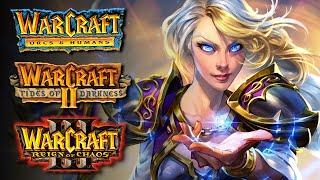 워크래프트 스토리 한눈에 보기 완전판 (Warcraft Full Story Movie)