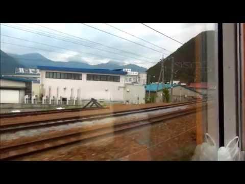 【乗ってみたい!!】大河ドラマ「真田丸」で注目を集める観光列車「ろくもん」