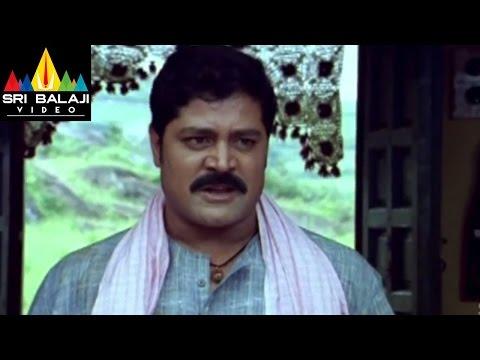 Prakash Raj Warning For Srihari Scene - Nuvvostanante Nenoddantana...