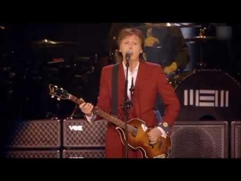 Paul McCartney - Live Tokyo Dome 2013 [Night 3 BROADCAST] (Tokyo, Japan HQ)