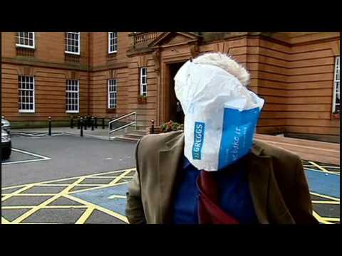 Plastic Bag interrupts News Report (Original)