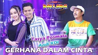 Download lagu Tasya Rosmala ft Andy Kdi New Pallapa - Gerhana Dalam Cinta ( )