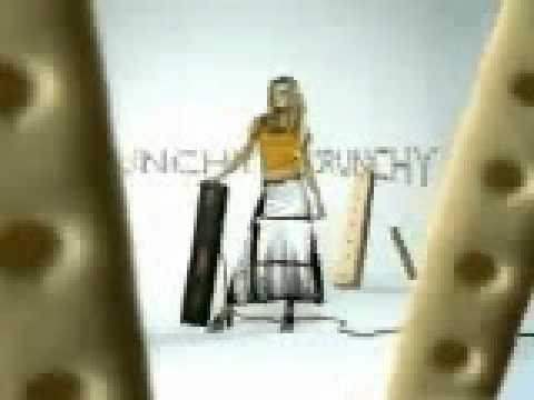 Anastacia - Twix Commercial