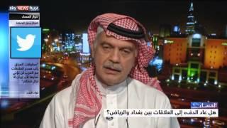 أفق زيارة رئيس البرلمان العراقي إلى الرياض