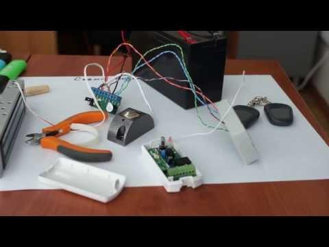 Подключение контроллера Z5R