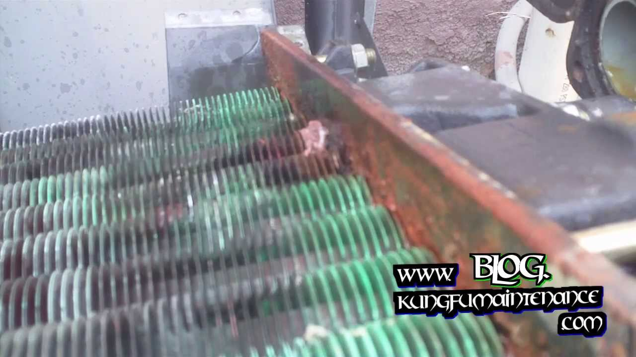 How to repair water leaking swimming pool or spa heater heat exchanger round 2 youtube How to fix a swimming pool leak